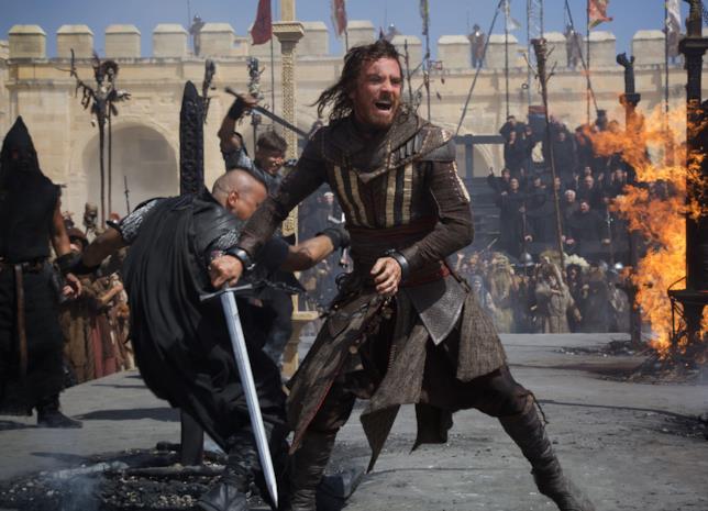 Il film di Assassin's Creed con Michael Fassbender