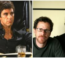 Un collage tra i fratelli Coen e Scarface