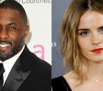 Idris Elba e Emma Watson
