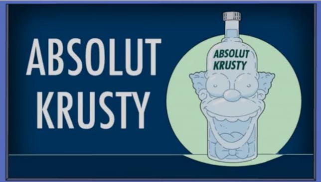 La Absolute Krusty, I Simpson