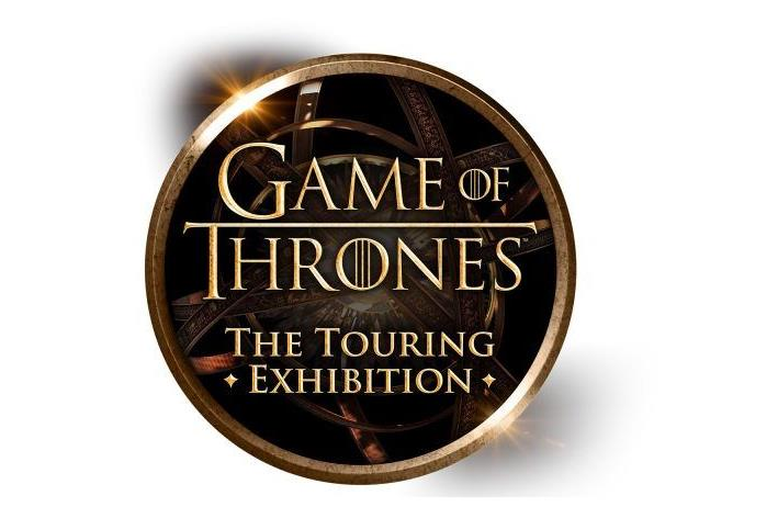 Logo di Game of Thrones: The Touring Exhibition
