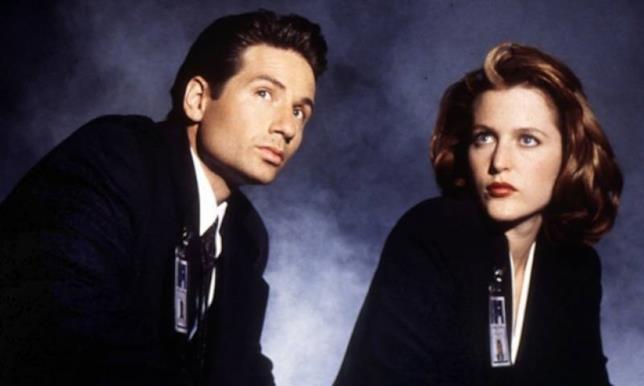 Mulder e Scully sono stati una coppia in X-Files