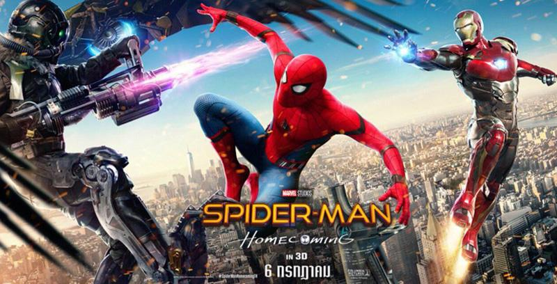 L'Avvoltoio sfida Spider-Man e Iron Man!