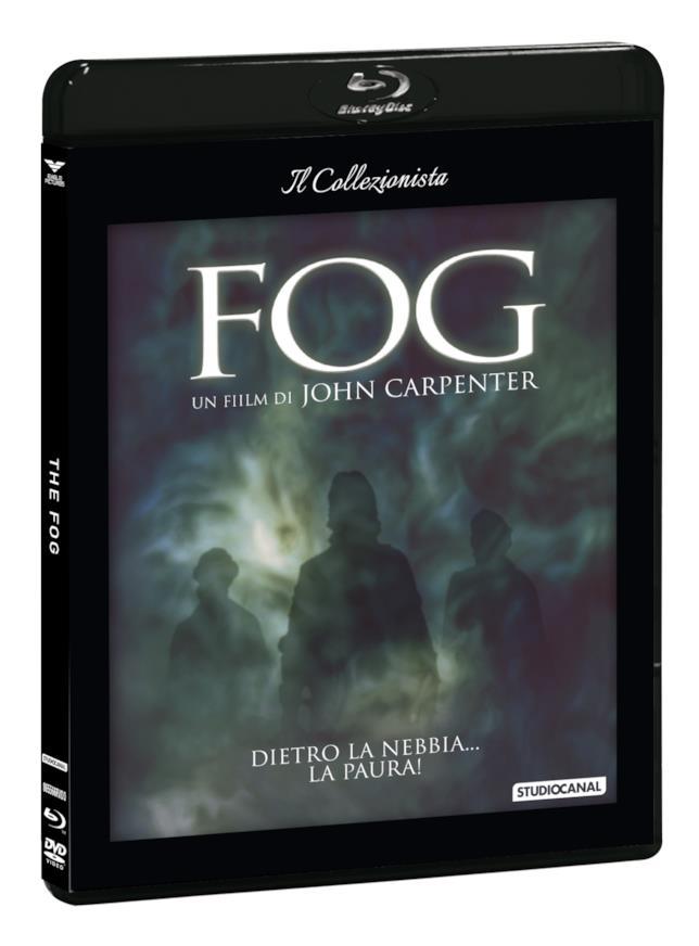 Packshot del film Fog nella versione Il Collezionista