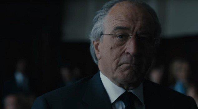 De Niro in una delle scene del film
