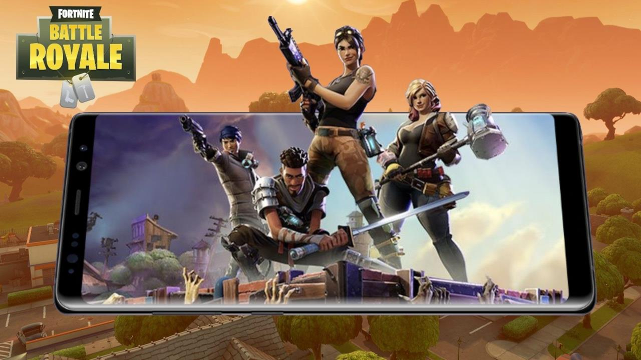 hdepic games fortnite per android - fortnite android uscita