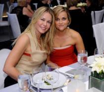 Foto di Chelsea Handler e Reese Whiterspoon