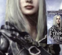 Copertina del libro il Tempo della guerra della saga di The Witcher