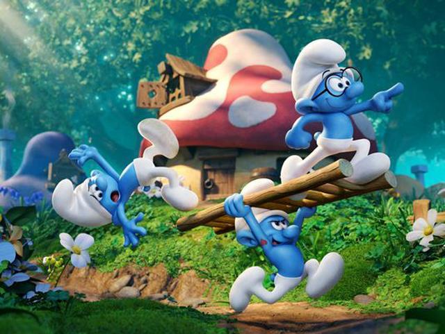 Il teaser trailer dei Puffi, Smurfs The Lost Village