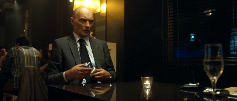 James Faulkner nel film