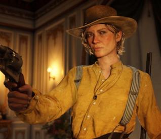 In Red Dead Redemption 2 non mancheranno le cowgirl