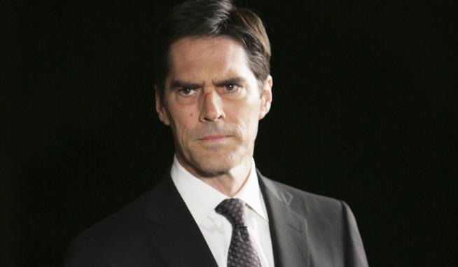 L'attore Thomas Gibson