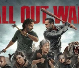 The Walking Dead: Negan faccia a faccia con Rick