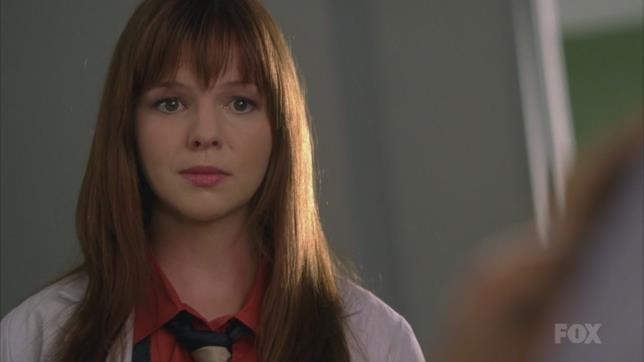 Martha Masters in una scena di Dr. House