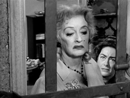 Bette Davis in Che fine ha fatto Baby Jane