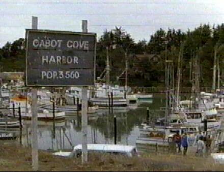 Cabote Cove cartello