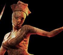 La celebre e spaventosa infermiera di Silent Hill