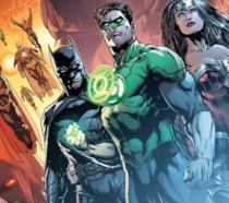 I fumetti DC Comics della Justice League