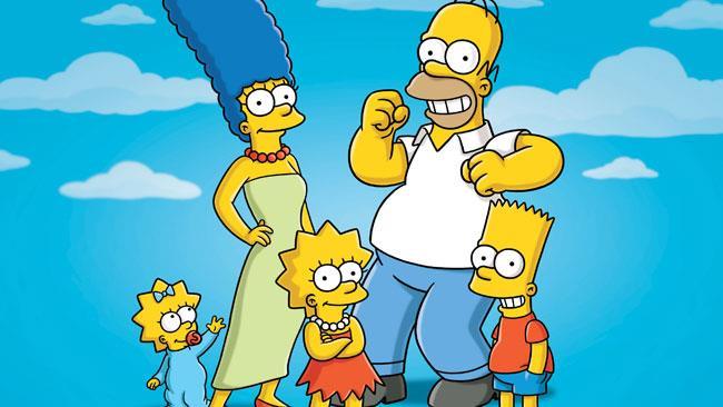 La famiglia Simpson è la più potente della TV