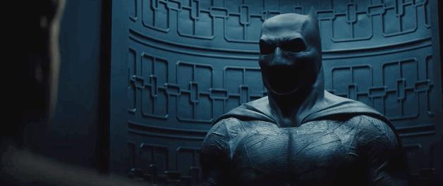 Ben Affleck nei panni di Bruce Wayne