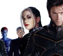 Rogue, interpretata da Anna Paquin nei film X-men