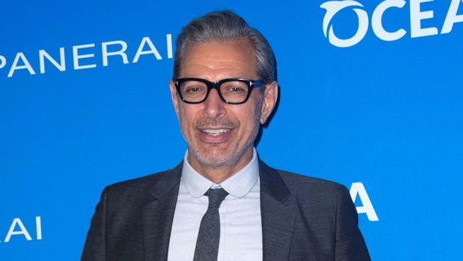 Jeff Goldblum a un evento ufficiale