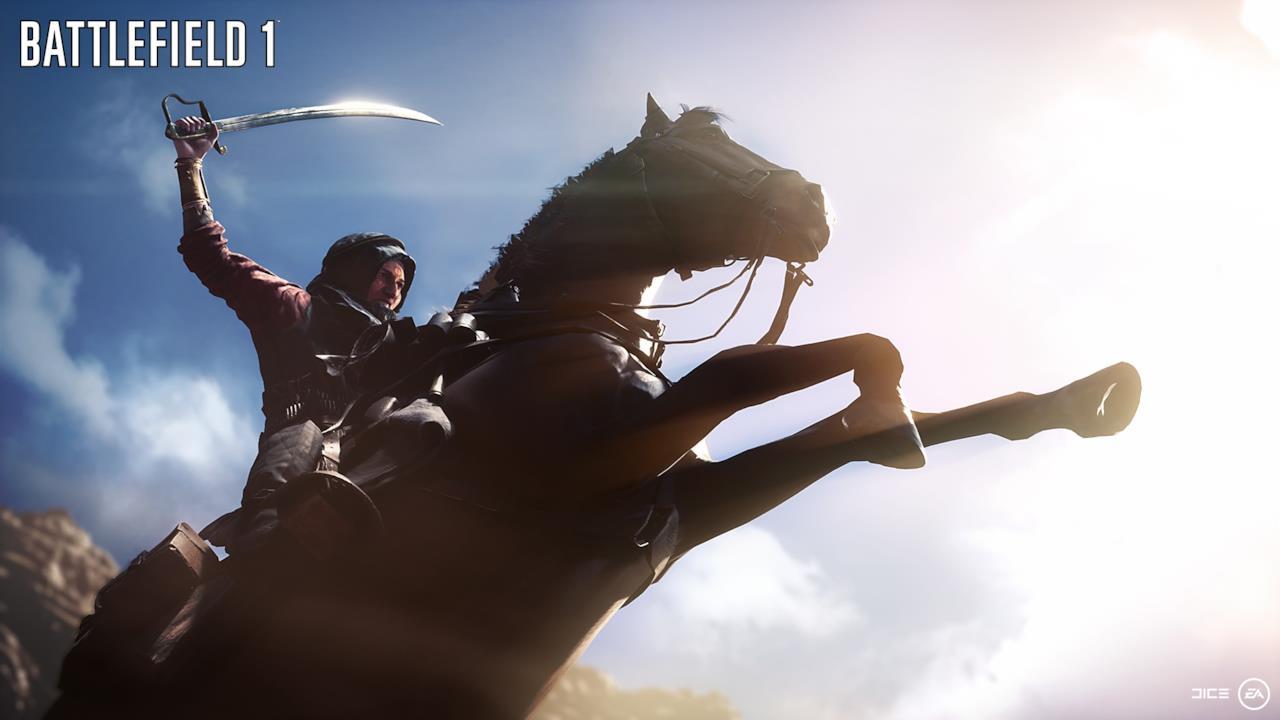 Battlefield 1 uscirà il 21 ottobre 2016