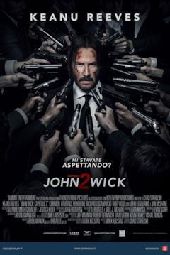 John Wick al centro di mille mirini nel poster italiano del film