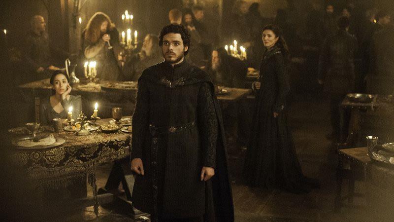 Un'immagine dal nono episodio della terza stagione di Game of Thrones