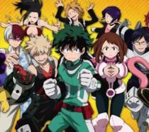 My Hero Academia personaggi