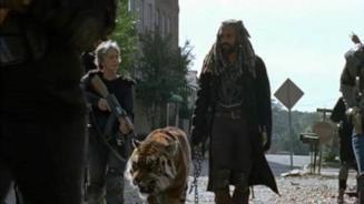 The Walking Dead: finale della settima stagione