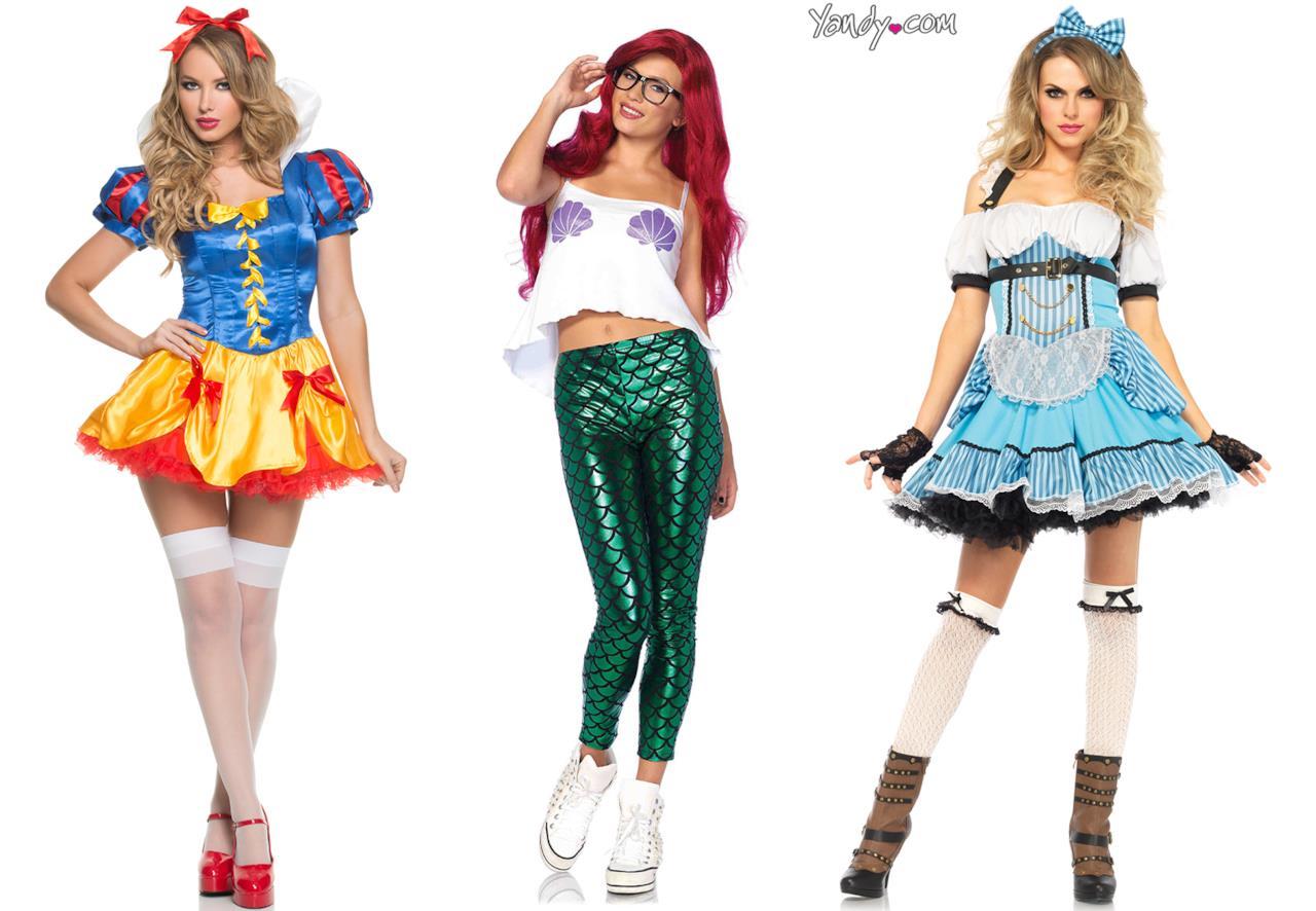 on sale 1ad24 a872f L'elegante collezione di lingerie a tema Disney, per notti ...