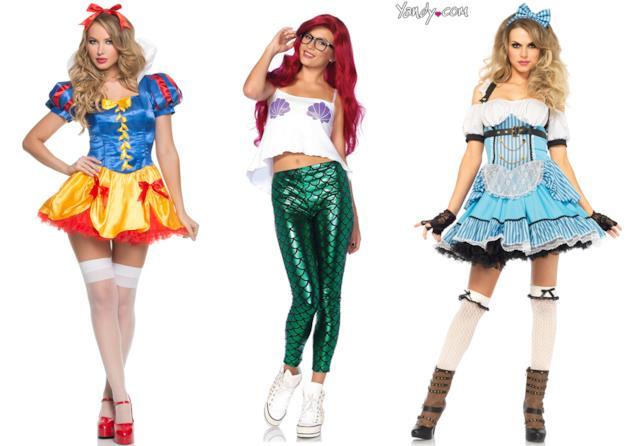 Biancaneve, Ariel e Alice: tre delle ispirazioni disneyane di Yandy