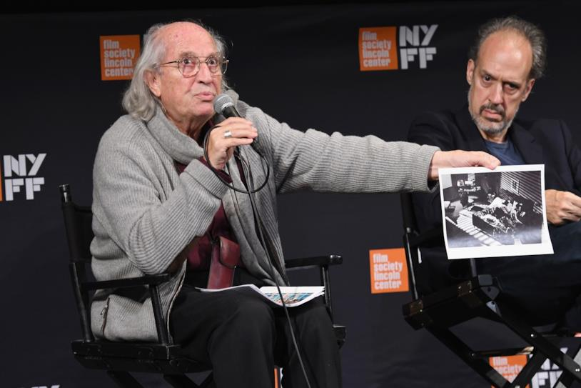 Vittorio Storaro al New York Film Festival