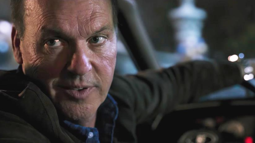 Michael Keaton, Avvoltoio in Spider-Man: Homecoming