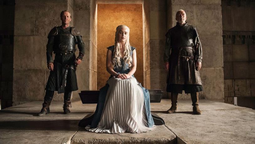 Un'immagine d Game of Thrones