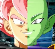 Fused Zamasu in Dragon Ball FighterZ