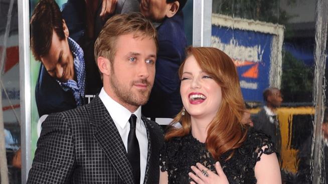 Ryan Gosling ed Emma Stone attesi a Venezia 73