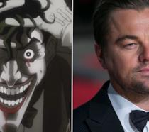 Il Joker e Leonardo DiCaprio
