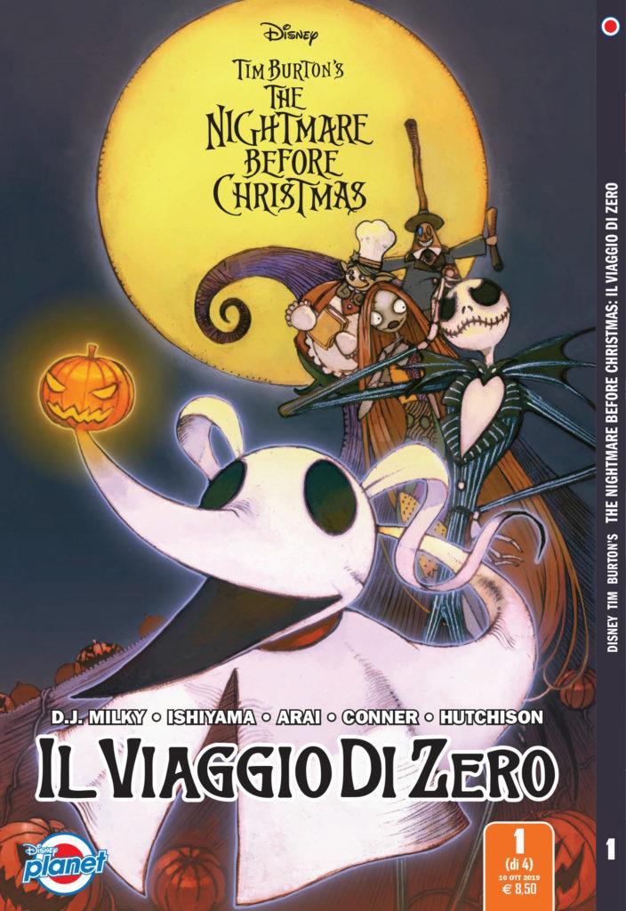 La copertina dell'edizione italiana de Il viaggio di Zero 1