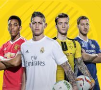 I 4 campioni scelti da EA campeggiano sulla cover di FIFA 17