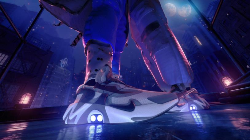 Immagine promozionale delle Nike Adapt Huarache