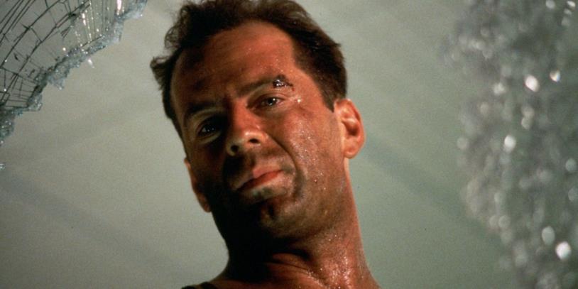 Bruce Willis in una scena del film