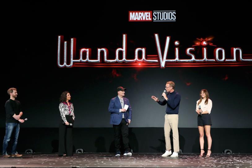 D23 Expo: WandaVision