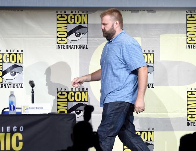 Robert Kirkman al Comic-Con