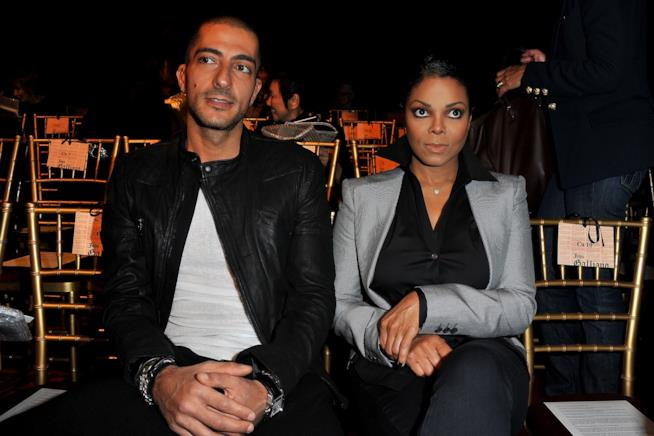 Wissam Al Mana e Janet Jackson
