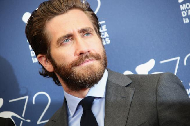Jake Gyllenhall in primo piano