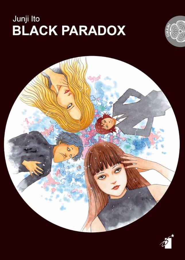 La copertina dell'edizione italiana di Black Paradox