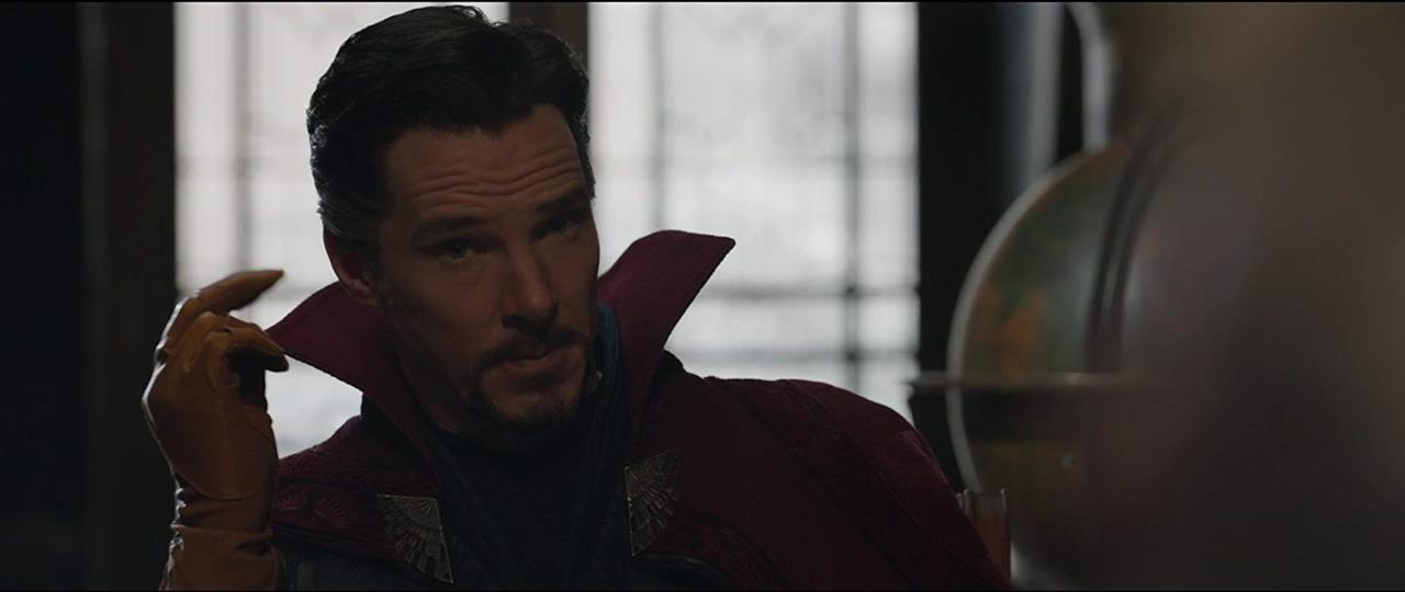 Benedict Cumberbatch interpreta Dr Strange