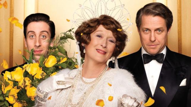 I 3 attori protagonisti del film Florence di Stephen Frears
